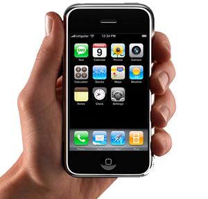 o iphone de apple